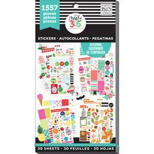 Create 365™ The Happy Planner™ Seasonal Value Pack Stickers
