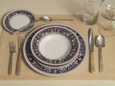 Table Setting Series: Family Style - YouTube