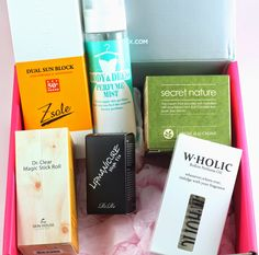 Evolution of a Foodie: Memebox Special #22 2014 K-Beauty Wrap-Up #1 Review