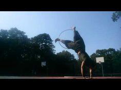 Jerry Bones Spins His 3rd Hoopiversary Hard! - hooping.org