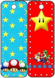 Ideas y material gratis para fiestas y celebraciones Oh My Fiesta!: Imprimibles de Super Mario Bros 2.