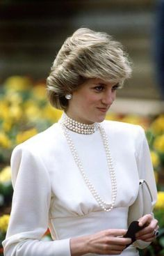 May 6, 1986: Princess Diana attends Expo 86, the World's Fair held in Vancouver, British Columbia.