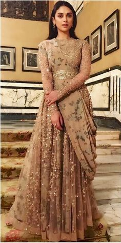 A beautiful creation by Sabyasachi .