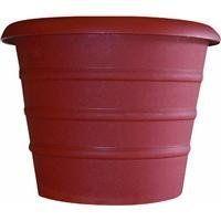 Myers/Akro Mills Marina Pot Planter (Set of Size: H x W, Color: Terra Cotta Cedar Planter Box, Resin Planters, Garden Planter Boxes, Corten Steel Planters, Plastic Planter Boxes, Fiberglass Planters, Urn Planters, Plastic Pots, Hanging Planters