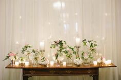 Read More: http://www.stylemepretty.com/2014/06/30/romantic-chicago-wedding-of-orange-is-the-new-black-star/
