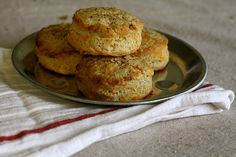 Cheddar Black Pepper Biscuits - I swear I could pin most of Joy the Baker's website, so delicious
