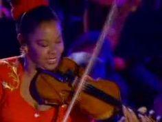 Yanni - Swept Away (Live At Acropolis).  Karen Briggs on violin.