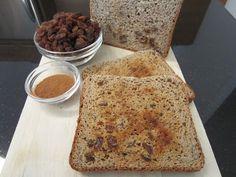 Bread Maker Recipe - Gluten Free Cinnamon Raisin Oat Bread