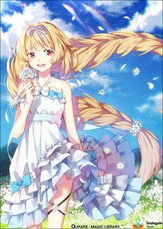 Anime Girl ★ Crystal Spark