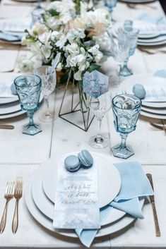 The Most Popular Wedding Color Trends For 2019 ❤ wedding color trends modern m. - The Most Popular Wedding Color Trends For 2019 ❤ wedding color trends modern minimalistic pure bl - Popular Wedding Colors, Winter Wedding Colors, Winter Weddings, Blue Wedding Colors, Wedding Ideas Blue, Baby Blue Wedding Theme, Periwinkle Wedding, Wedding Summer, Blue Colors