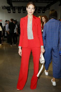 Michelle Monaghan - Altuzarra Spring 2016 Ready-to-Wear Fashion Show Front Row - September 12, 2015