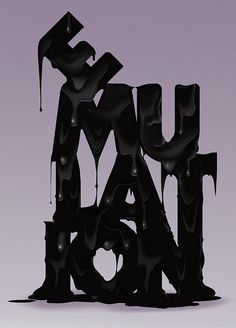 Personal Typography .2 by Jamie Smith Design, via Flickr