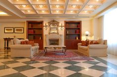 Electra Palace Plaka in Greece Palace Hotel, Hotel Lobby, Greece Hotels, Sitting Area, Luxury Travel, Hotels And Resorts, Athens Greece, Furniture, Home Decor