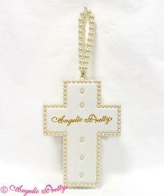Milky Cross in White