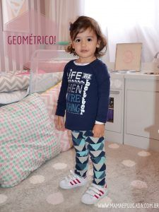 moda infantil inverno 2016: tendencia geometrico