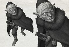 ATMA - RPG Characters, Alexandre Leoni on ArtStation at https://www.artstation.com/artwork/NZwxq