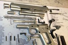 Give the Gift of a Clean Firearm Handgun, Firearms, Ohio, It Works, Guns, Cleaning, Weapon, Weapons Guns, Columbus Ohio