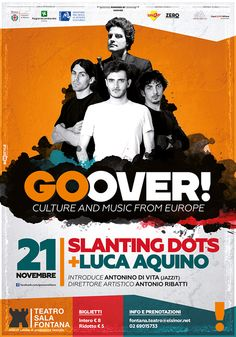 Slanting Dots + Luca Aquino