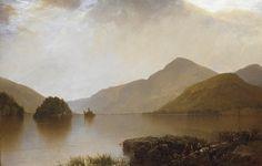 John Frederick Kensett: Lake George (15.30.61) | Heilbrunn Timeline of Art History | The Metropolitan Museum of Art