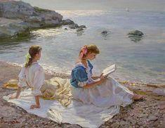 Maher Art Gallery: ALEXANDER AVERIN (Russian Painter
