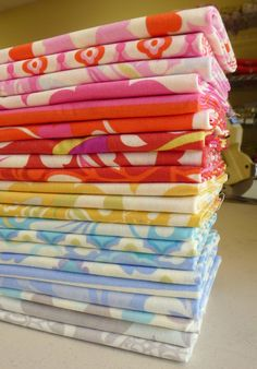 Etsy site for fabric.