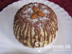 Kokosový múčnik z mikrovlnky recept - Varenie. Muffin, Mugs, Breakfast, Cake, Food, Morning Coffee, Food Cakes, Eten, Cakes