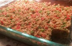 Christmas Desserts, Christmas Baking, Rice Crispy Squares, Rice Crispy Treats, Cookie Desserts, Macaroni And Cheese, Delicious Desserts, Sweet Treats, Food And Drink