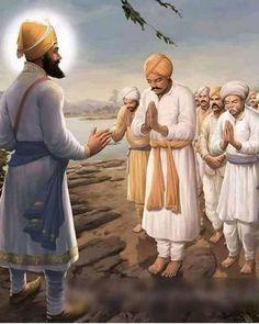 Guru Nanak Ji, Nanak Dev Ji, Sikh Quotes, Gurbani Quotes, Religious Pictures, Religious Art, Birthday Tree, Golden Temple Amritsar, Guru Pics