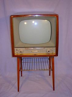 One like this was our 1st TV