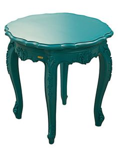Outdoor Side Table from Fun Outdoor Furniture Feat. Polart on Gilt