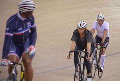 J.O. de Rio 2016 : Michel Cymes et Adriana Karembeu dans la peau des sportifs - Télé Z