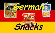 I Remember... German Snacks