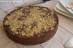 Νόστιμες κ Υγιεινές Συνταγές: Νηστίσιμη τούρτα Φερρέρο Ροσέ (χωρίς βούτυρο, ζάχαρη, αυγά και ψήσιμο)!