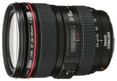Canon EF 24-105 f/4L IS USM ~$1100