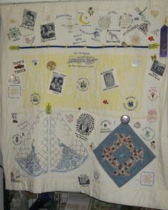 50 Years of Memories Quilt...by RjMartin