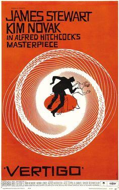 O filme Um Corpo que Cai (Vertigo) de Alfred Hitchcock possui várias locações em San Francisco, EUA e é um dos maiores clássicos do cinema