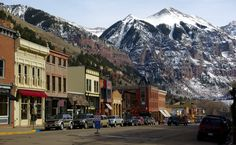 Telluride, Colorado | The photo everyone must take