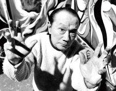 Taro Okamoto; (26 February 1911) Japanese Artist