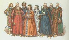 Polish magnates, XVII C.