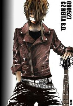 Reita-The GazettE