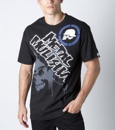 Metal Mulisha mens tee shirt.