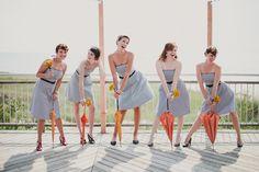 summer ~ bridesmaid