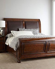 Hooker Furniture Ryland King Sleigh Bed