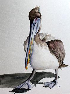 Afbeeldingsresultaat voor aquarel standaard #backyardbirds