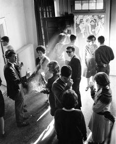 theivyleaguelook:    University of Virginia - February 1963, ZBT house
