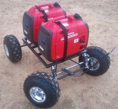 Generator Wagon