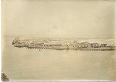 Entrance to Durban harbour - in sepia as original Durban South Africa, Historical Society, Historical Photos, Entrance, Cities, Pictures, Travel, Vintage, Xmas