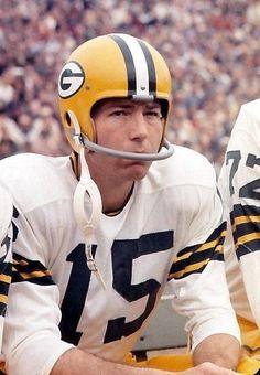 Bart Starr - HOF QB Green Bay Packers