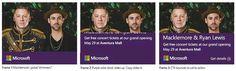 Microsoft Wraps Beacon-Enabled Advertising Around Its Retail Stores #beacon trendhunter.com