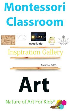 The best part about art in the Montessori classroom is that as soon as you give your students instruction, they can take off and be creative. Some students need a little extra push, especially during weeks you don't give them a specific project. Kids Painting Projects, Painting For Kids, Art For Kids, Montessori Art, Montessori Classroom, Classroom Ideas, Private Teacher, Art Curriculum, Reggio Emilia